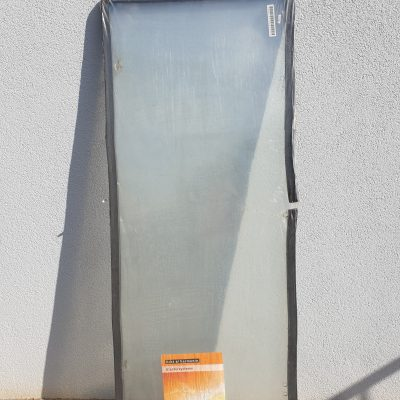 Glastür 2097×83×8 mm
