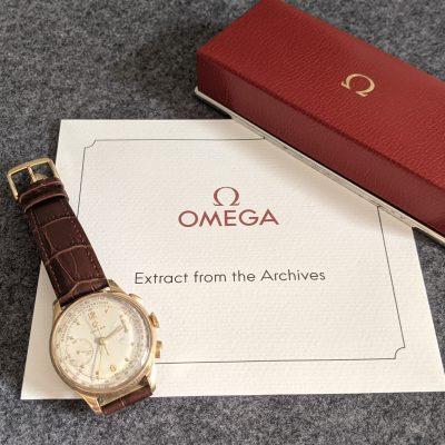 Omega Chronograph Vintage Ref. OJ987